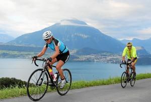 Inferno Triathlon: Im Sattel des Road Bike