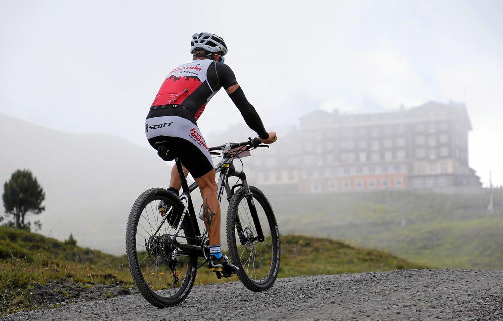 Inferno Triathlon: Die Bilder des Tages: 30 km MTB ...