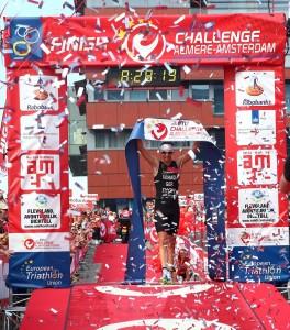 Challenge Triathlon: Almere-Amsterdam Day 2