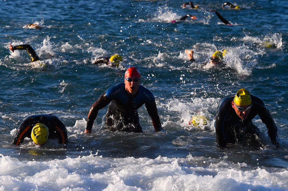 how to train for ironman 70.3