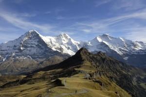 Eiger, Mönch and Jungfrau_by Jungfrau Region, Jost von Allmen