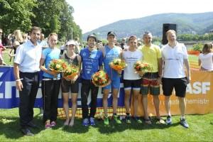 BASF Triathlon Cup Rhein Neckar 2015