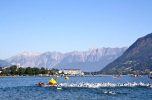Schwimmen Zell am See