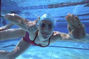 Svenja Bazlen_Schwimmen