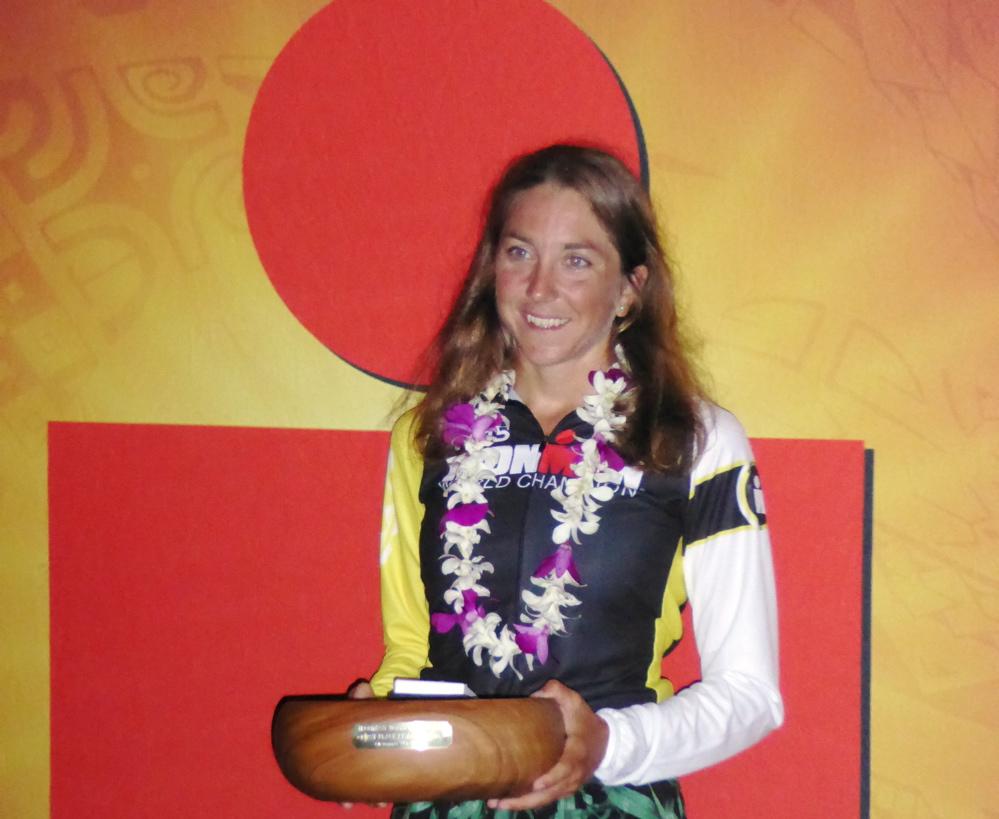 Katrin Esefeld_Hawaii Siegerehrung