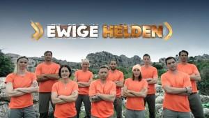 """Das Logo zur Sendung """"Ewige Helden""""."""