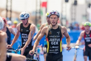 ITU World Triathlon Abu Dhabi, 2016, Herren, ©JoKleindl