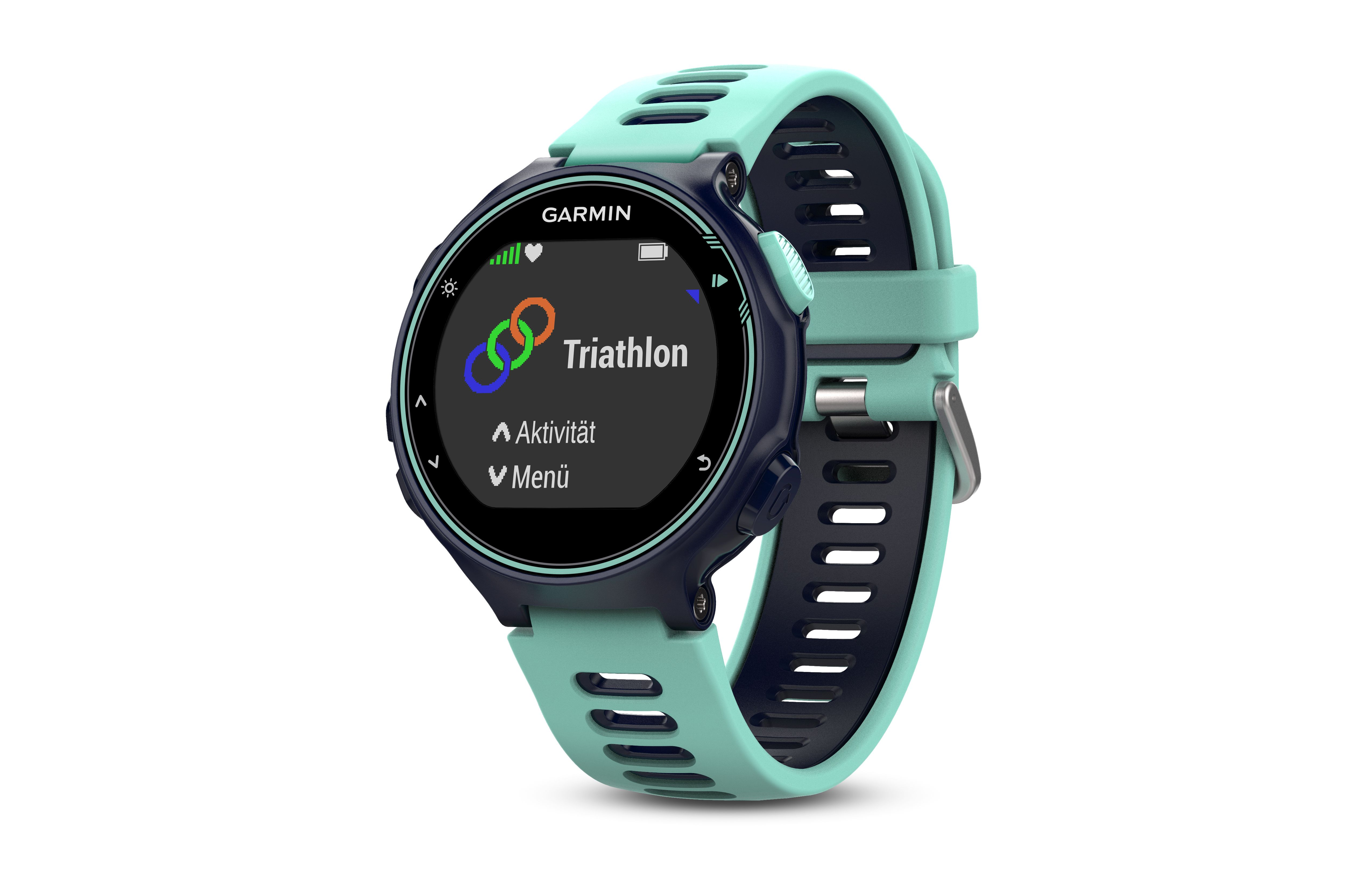 how to change the date on a garmin forerunner 235