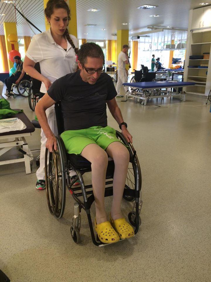 Karsten Pfeifer_Rollstuhl