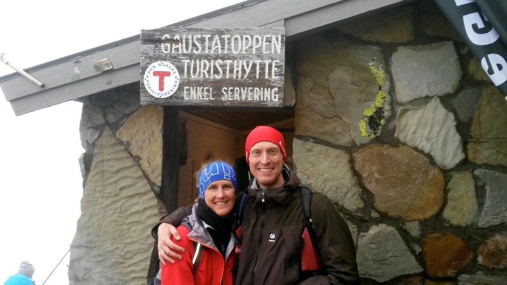 Norseman_Gaustotoppen_Julia und Markus Gajer an
