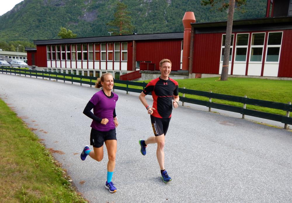Norseman_Julia und Markus Gajer