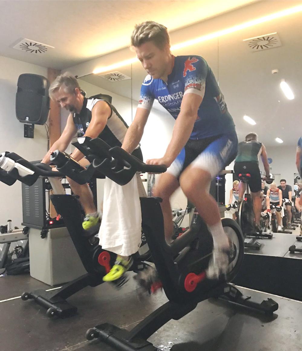Nils Frommhold Ist Zurück Im Training
