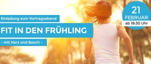 Fit in den Fruehling