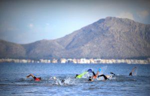 Die Premiere des SwimRun auf Mallorca 2017 – Schwimmen im offenen Meer