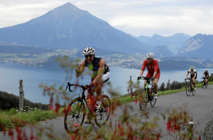 Inferno Triathlon in der Schweiz