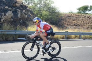 Daniela Ryf beim Ironman Hawaii 2016