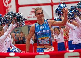 Profi-Triathlet Michael Raelert