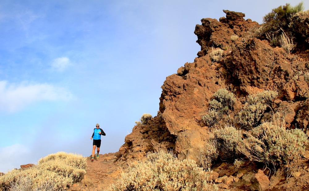 Trailrunning auf dem Teide