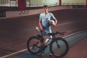 Triathlon-Profi Christian Kramer