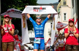 Sieg für Laura Philipp beim Ironman 70.3 Zell am See