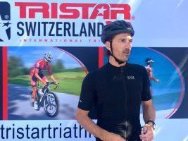 Fabian Cancellara beim TriStar Streckencheck in Rorschach
