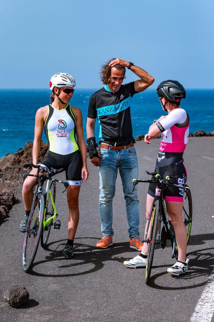 Triathlon-Training in kleinen Gruppen bei Coach Roy Hinnen