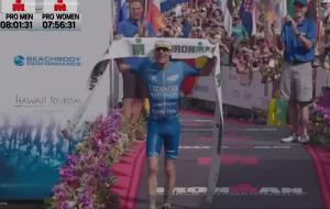 Patrick Lange gewinnt den Ironman Hawaii