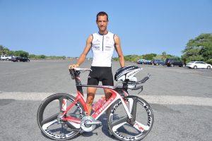 Triathlet Dirk Niederau startet zum 10. Mal beim Ironman Hawaii