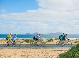 Trainingsmöglichkeiten für Triathleten auf Lanzarote