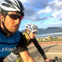Radfahren mit Ex-Triathlonprofi Lothar Leder auf Mallorca