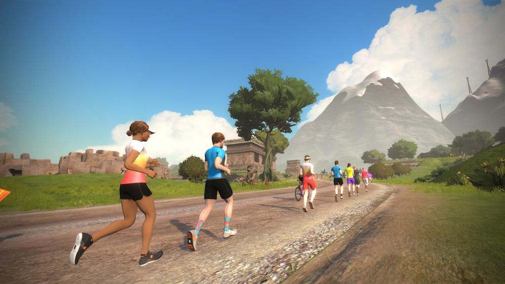 Zwift will Running-Community aufbauen