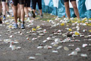 Sind Sportler wirklich umweltbewußt?