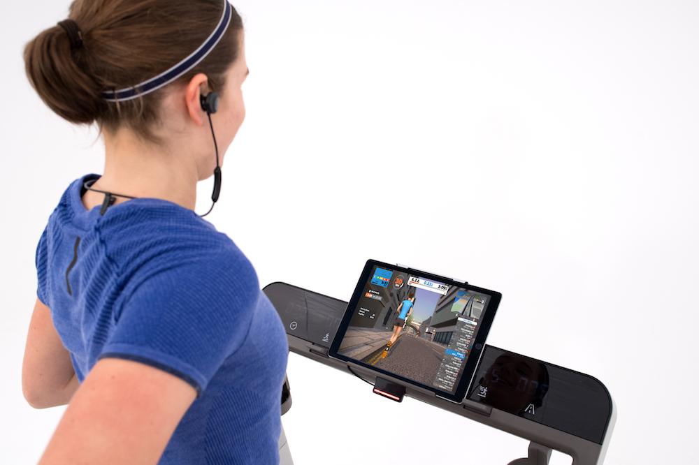 Zwift für Running-Workouts auf dem Laufband kommt auf den Markt
