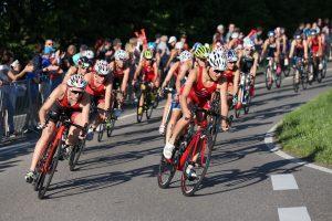 Auftakt der 1. Triathlon-Bundesliga