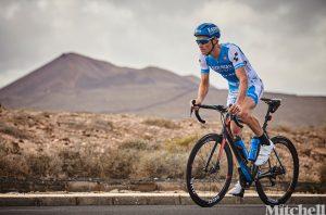 Andy Raelert auf dem Rennrad