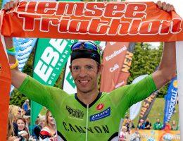 Fachbach gewinnt den Chiemsee Triathlon 2018