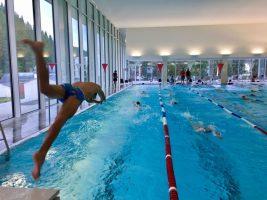 Brett Sutton: Schwimmtraining in St. Moritz