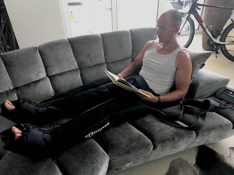Reboots-Massagestiefel im Test