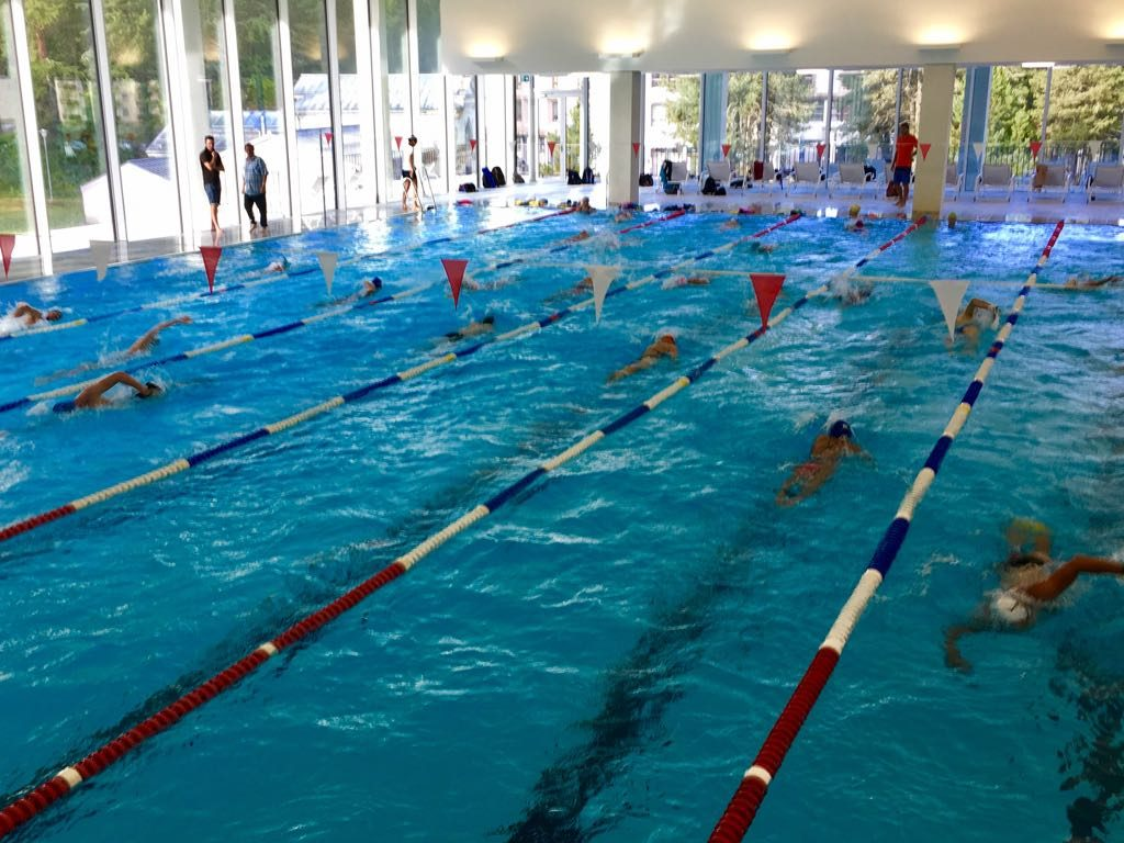Brett Sutton: Regeneratives Schwimmtraining in St. Moritz
