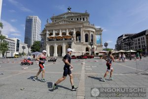 Frankfurt City Triathlon 2018