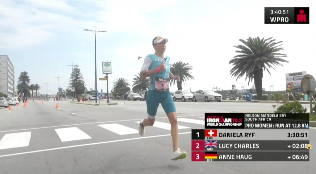 Anne Haug, Ironman 70.3 World Championship Port Elizabeth, 2018