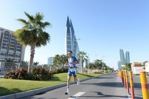 Ironman 70.3 Middle East Championship Bahrain, 2018, Andreas Raelert, © Klaus Arendt |tritime-magazin.de