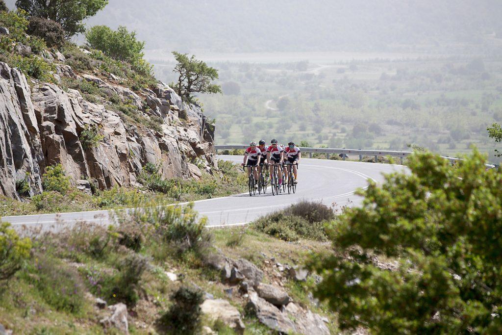 Radfahren auf Kreta