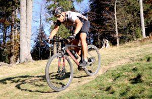 Das Fuji SLM 2.1. im Test. Auch für Triathleten ein tolles Mountainbike