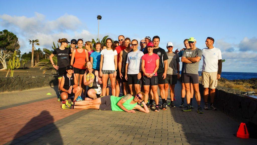 Laufgruppe Triathlonschule