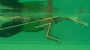 Schwimm-Performance